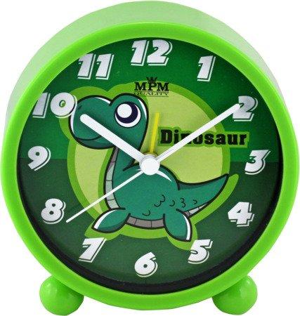 Budzik dziecięcy dinozaur średni C01.3096.40