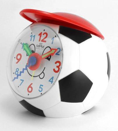 Budzik dziecięcy piłka kolorowy MP C01.2566.0090