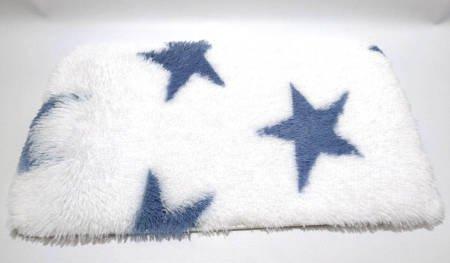 Dywanik łazienkowy ANTYPOŚLIZGOWY 50*80 biały