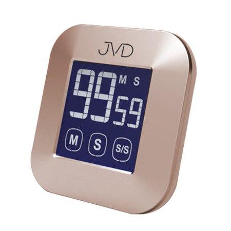 Minutnik JVD stoper timer DOTYKOWY EKRAN DM9015.2