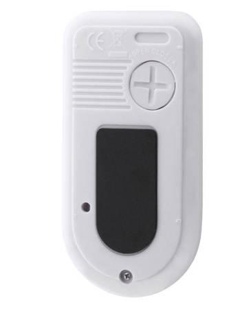 Minutnik stoper JVD magnes biały DM280