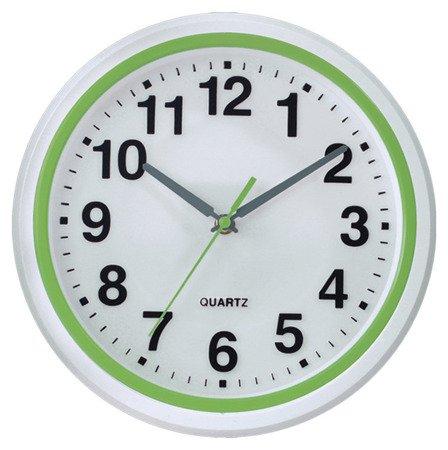 Zegar JVD ścienny 28 cm CICHY nowoczesny HA41.3