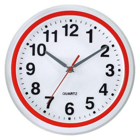 Zegar JVD ścienny 28 cm CICHY nowoczesny HA41.4