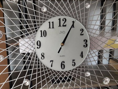 Zegar JVD ścienny BARDZO DUŻY 80cm HJ66-A