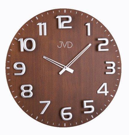 Zegar JVD ścienny DUŻY 49 cm NOWOCZESNY HT075.2