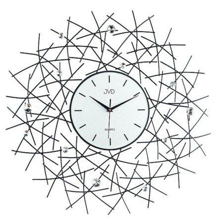 Zegar JVD ścienny DUŻY 59 cm DESIGNERSKI HJ30