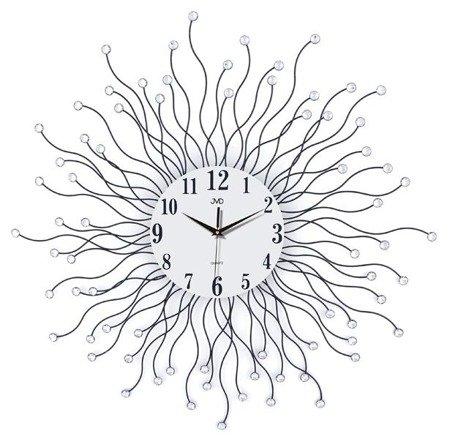 Zegar JVD ścienny  DUŻY 78 cm DESIGNERSKI HJ19
