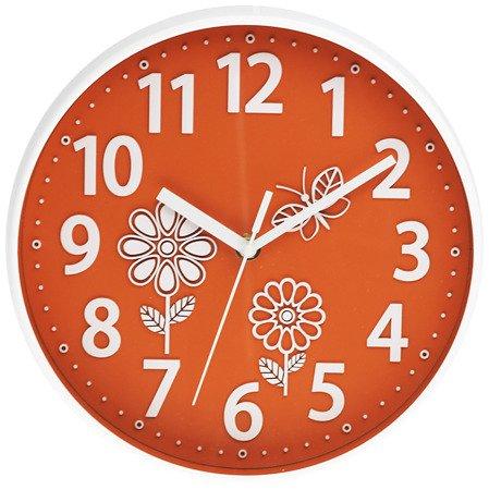 Zegar MPM ścienny MŁODZIEŻOWY nowoczesny CICHY E01.3230.60
