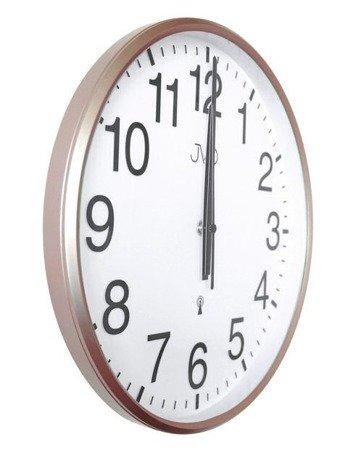 Zegar JVD ścienny STEROWANY RADIOWO 30 cm RH684.5