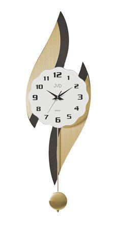 Zegar JVD ścienny Z WAHADŁEM drewno 76 cm NS18063.23