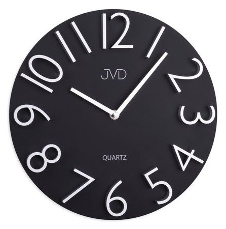 Zegar JVD ścienny nowoczesny  HB22.1
