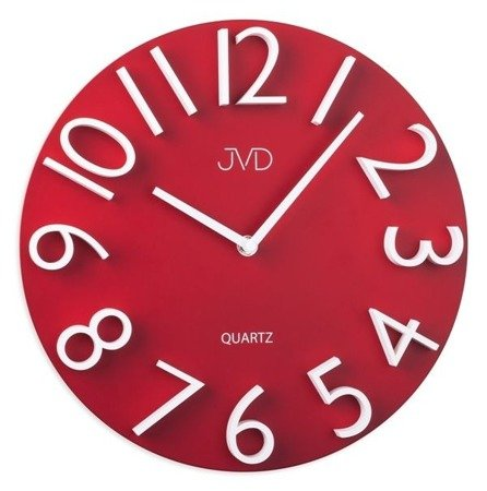 Zegar JVD ścienny nowoczesny  HB22.3
