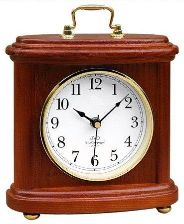 Zegar JVD stojący kominkowy drewniany z kurantami HS17.3