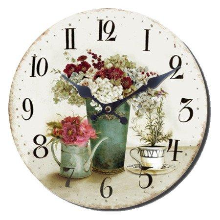 Zegar ścienny JVD RETRO NB3