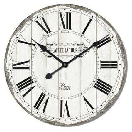Zegar ścienny JVD RETRO duży NB11