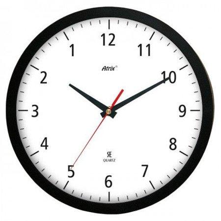 Zegar ścienny chodzący do tyłu ACE2013AZ BK