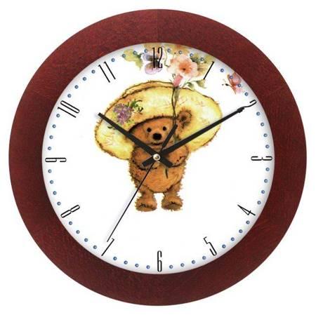 Zegar ścienny dla dzieci MIŚ ATW300MK MAH SW