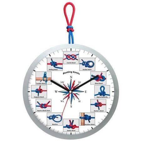 Zegar ścienny dla dzieci żeglarski ATE2013WZ GRESW