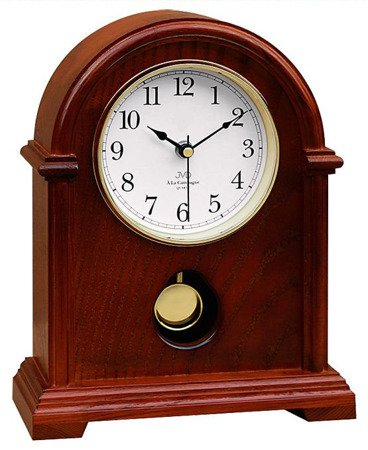 Zegar stojący kominkowy drewniany kuranty HS13.3
